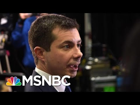 Buttigieg Responds To Democratic Debate Attacks On Fundraising & Experience   The 11th Hour   MSNBC