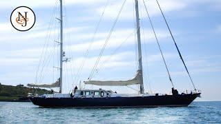 Luxury Sailing Yacht MARLIN DEL REY V for Sale