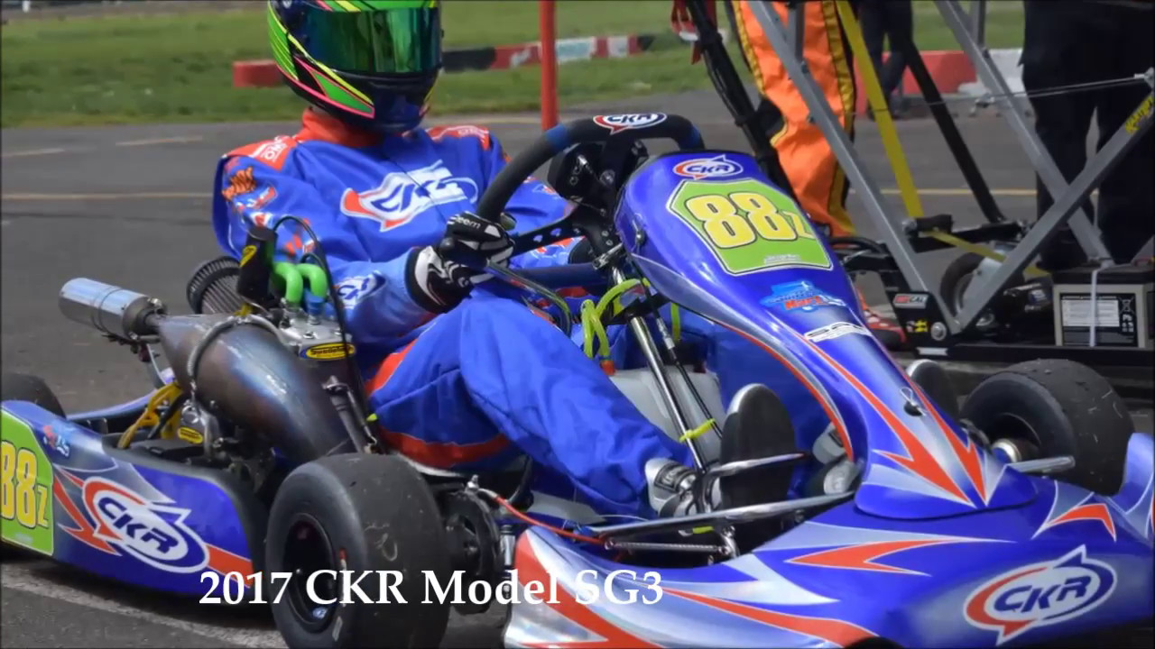 CKR Shifter Kart - O2S Championship Round 1 @ Pats Acres ...