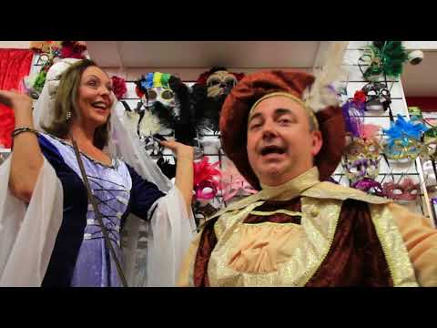 Juliet Sandison from The Theatre Costume Shop on The Adelaide Show Podcast 222 preview