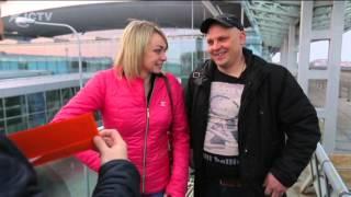 Супруги из Запорожья летят в медовый месяц после 15 лет брака — Первый раз за границей, 16.04(, 2016-04-16T15:00:00.000Z)