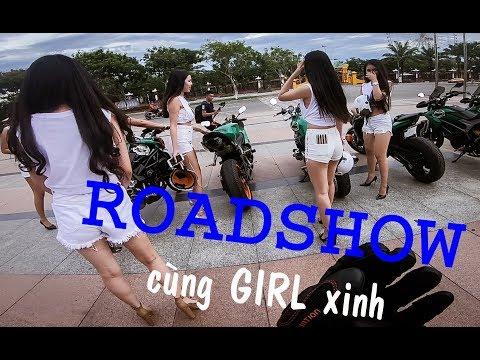 Roadshow cùng Girl xinh - phần 1 - Khởi hành