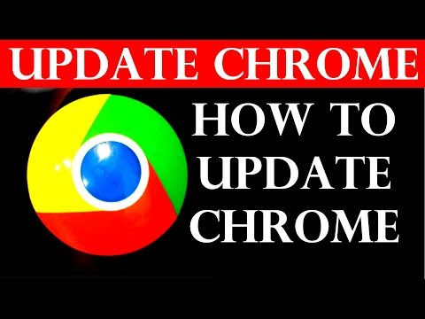 How To Update Google Chrome Browser (2019)