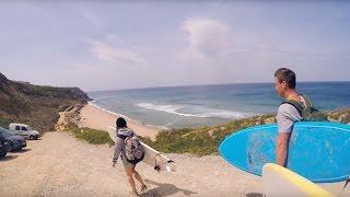 Portugal Surf Trip 🌊🏄