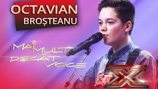 """Queen - """"Love of my life"""". Vezi aici cum cântă Octavian Broșteanu la X Factor"""