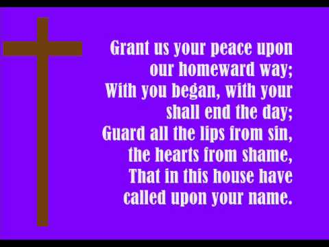 Savior, Again to Your Dear Name - St. Andrew´s Ev. Lutheran