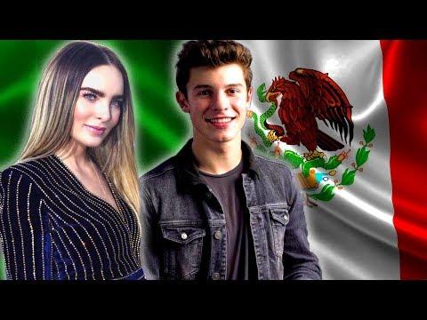 Shawn Mendes y Belinda Ayudan en Cd. de México tras Terremoto
