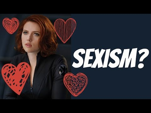 Age of Ultron: Black Widow, Romance, and Sexism