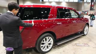 2018 Ford Expedition Review: First Impressions