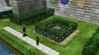 "Legend of Zelda Ocarina of Time Walkthrough 02 (2/3) ""Hyrule Castle"""