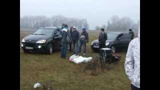 Трек дни Калиновка 18.11.2012