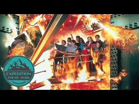 The Closed History Of Backdraft - Universal Studios Hollywood   Expedition Theme Park