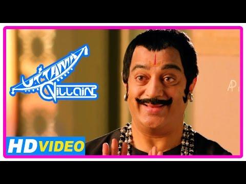 Uttama Villain Movie | Comedy | Full Comedy Scenes | Kamal Haasan | Nassar | Pooja Kumar