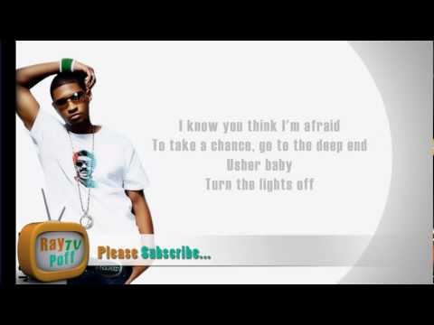 Usher - Dive (Lyrics)