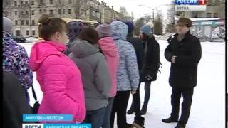 Экскурсия по Кирово-Чепецку (ГТРК Вятка)
