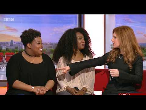 Leading Ladies, Cassidy Janson, Amber Riley and Beverley Knight, talk to BBC Breakfast.