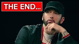 Eminem is quitting rap here is why…