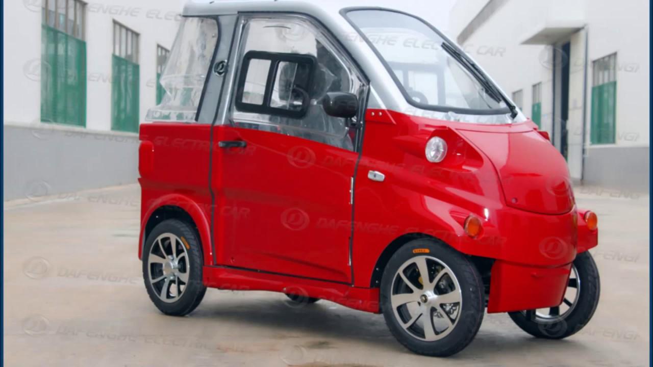 Universe Ecar Electric Car New Car Eec Model H Mini