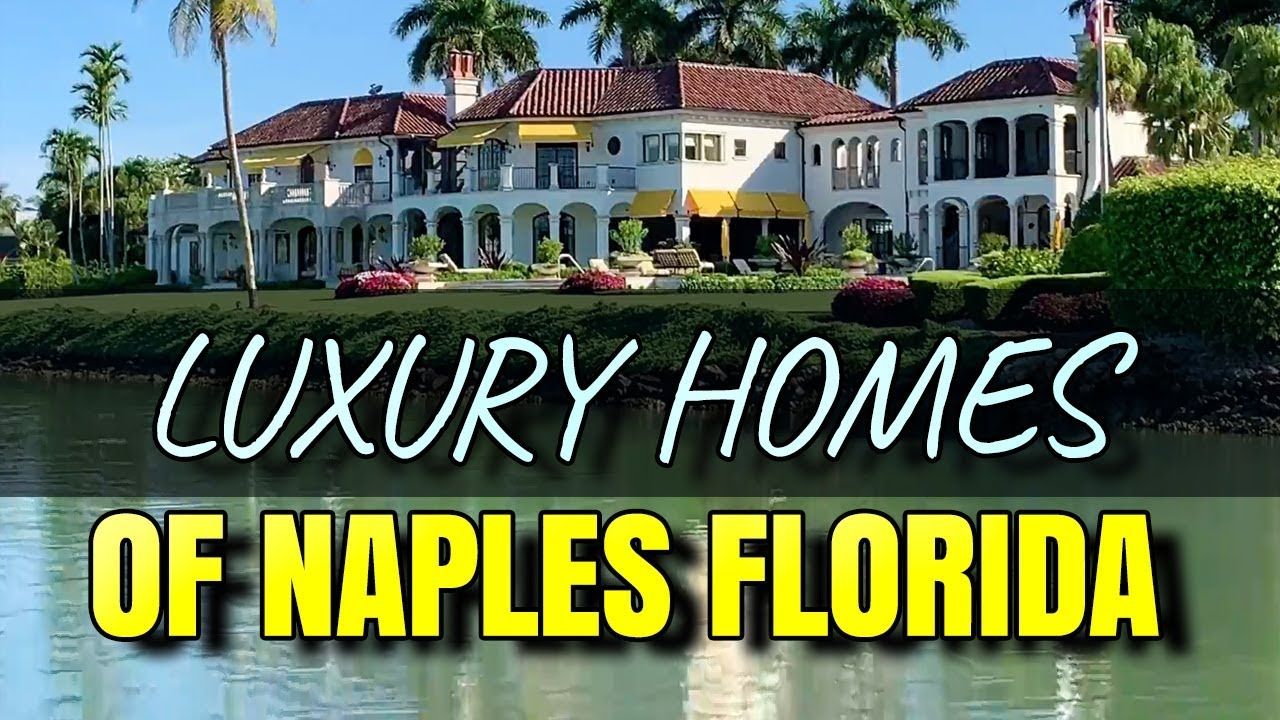Elegant Modern Luxury Homes in Naples, Florida