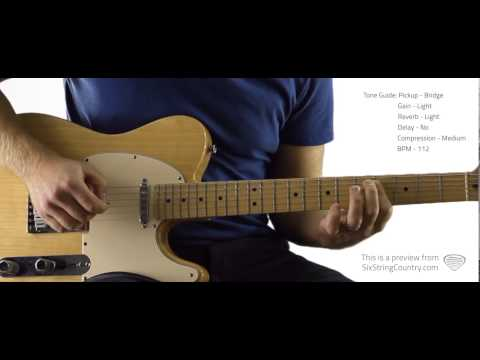 It Must Be Love - Guitar Lesson and Tutorial - Alan Jackson