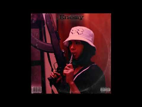 "FREE | Freestyle Type Beat - ""Enemy"" 2021 | Rap Trap Instrumental Beats Hard Dark NLE Choppa"