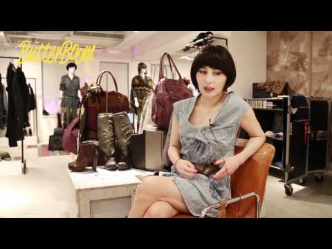Diesel Fall Winter 2011 Collection Preview with Josie Ho