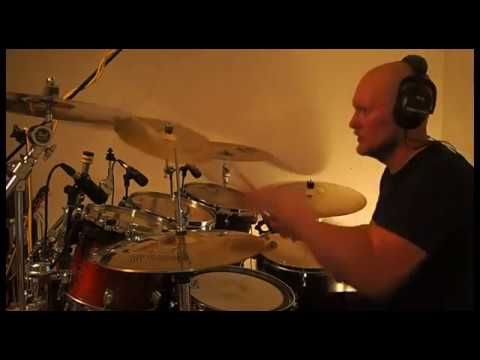 Iron Maiden - Rime of the ancient mariner (drum cover)