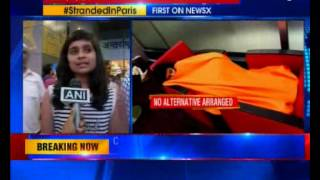 40 Indian kids left stranded at Paris airport after Air India flight cancelled, treated inhumanly