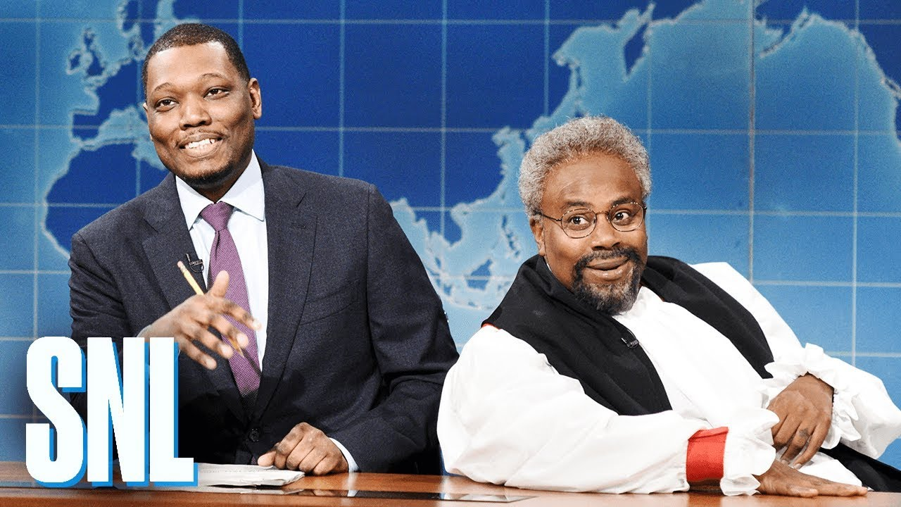 Weekend Update: Bishop Michael Curry - SNL