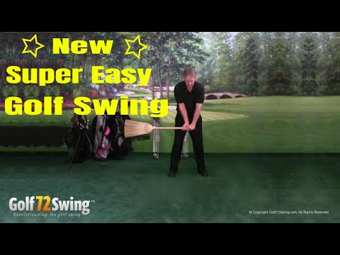 Why This New Golf Swing Is So Easy To Use⛳