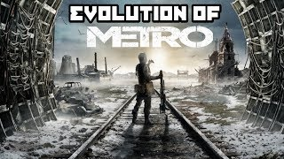 Graphical Evolution of Metro (2010-2019)