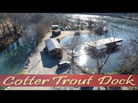 Arkansas White River Trout Fishing Report December 18, 2019