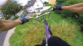 GoPro BMX STREET #2 - ЧОКНУТЫЙ РУССКИЙ (Дима Гордей)