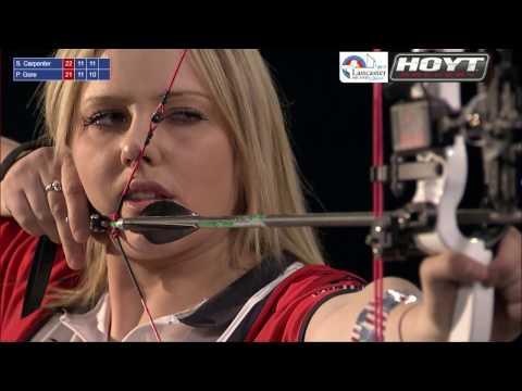 2017 Lancaster Archery Classic: Women's Open Pro Finals