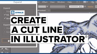 Creating a Cutline in Adobe Illustrator
