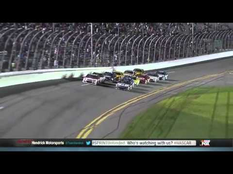 NASCAR Sprint Cup Series 2013 - Sprint Unlimited - Full Race