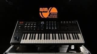 ASM Hydrasynth Digital Wave Morphing Synthesizer sound demo   Gear4music