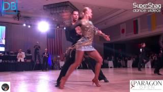 Approach the Bar with DanceBeat! Sponsored by Paragon Open! Manhattan Dance 2017! Pro Latin  Part 4