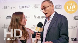 Danny Boyle on Yesterday, the Beatles, Himesh Patel - interview