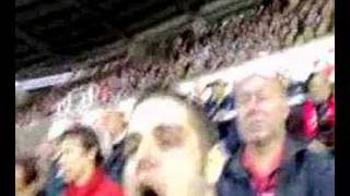 The funniest football song/chant ever