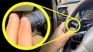 40 необычных автомобильных фактов, о которых не догадываются многие водители
