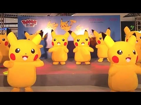 La canción de PIKACHU - The Pikachu Song