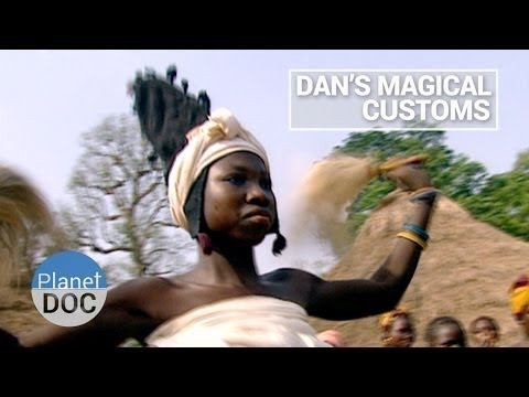 Dan`s magical customs | World Curiosities - Planet Doc Full Documentaries