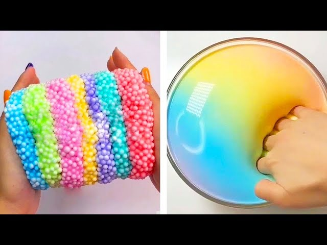 The Most Satisfying Slime ASMR Videos | Relaxing Oddly Satisfying Slime 2019 | 308