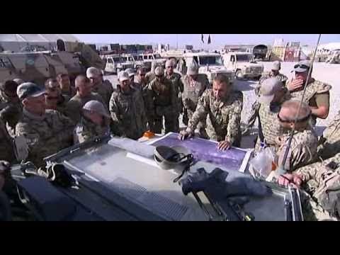 Am Rande des Krieges - Mit der QRF in Afghanistan (Teil 1/2)