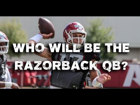 HawgSports LIVE: Who will be Arkansas' starting quarterback?