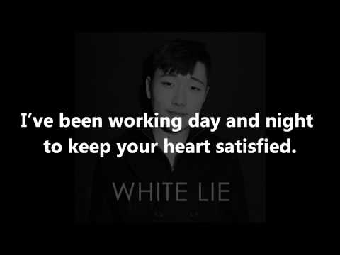 White Lie [Lyrics] - Jhameel