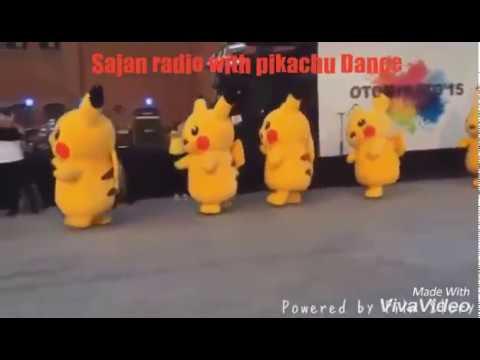 Pikachu Dance On Sajan Radio Tubelight Movie