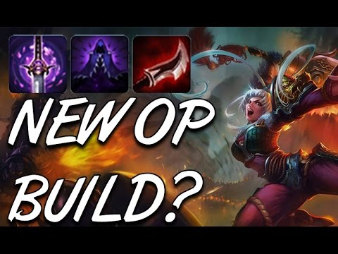 Adrian Riven 7.2 Patch New build/Mastery setup BROKEN full lethality