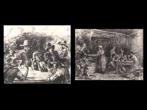 Camille Pissarro (1830-1903) part 1/3 Art Lecture by dr. christian conrad
